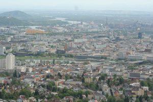 Öt európai várostérség működésének vizsgálata (2017)