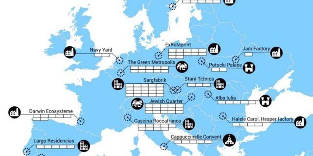 A Városkutatás munkatársai bemutatták az Open Heritage projektet
