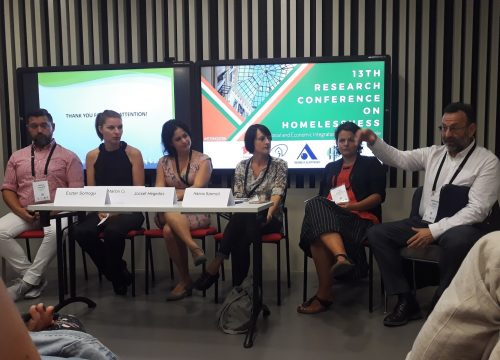 FEANTSA kutatói konferencia Budapesten