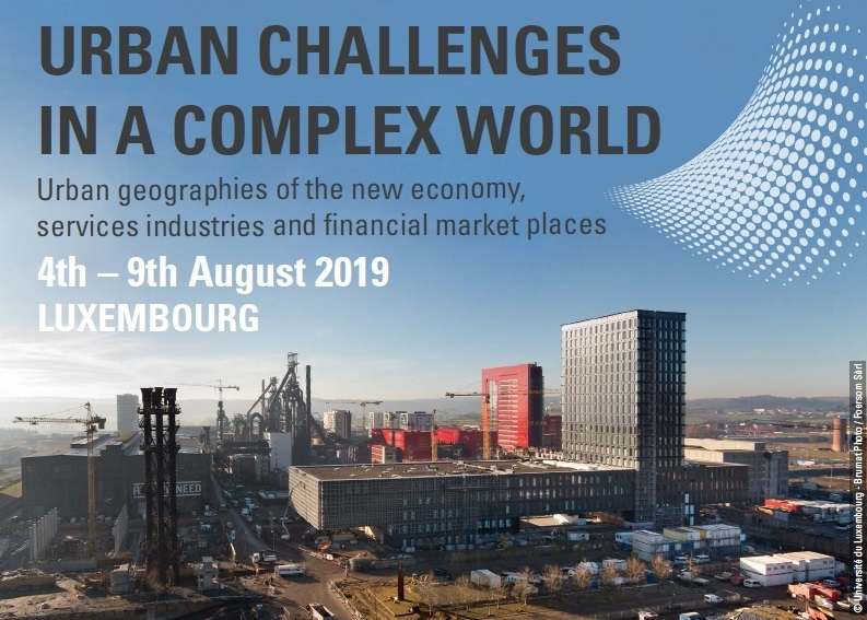 Conference: Urban Challenges in a Complex World