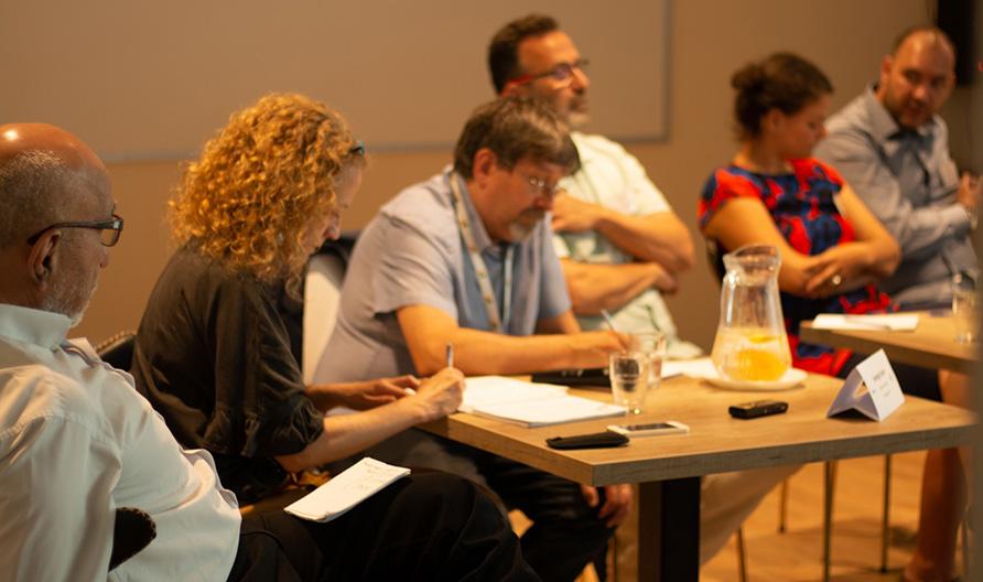 HomeLab: National Workshop in Budapest