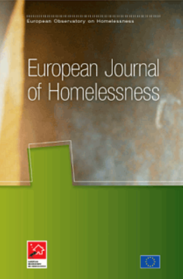 special issue of the European Journal of Homelessness is online
