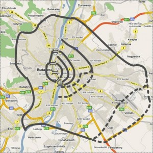 Vizsgált zónaváltozatok