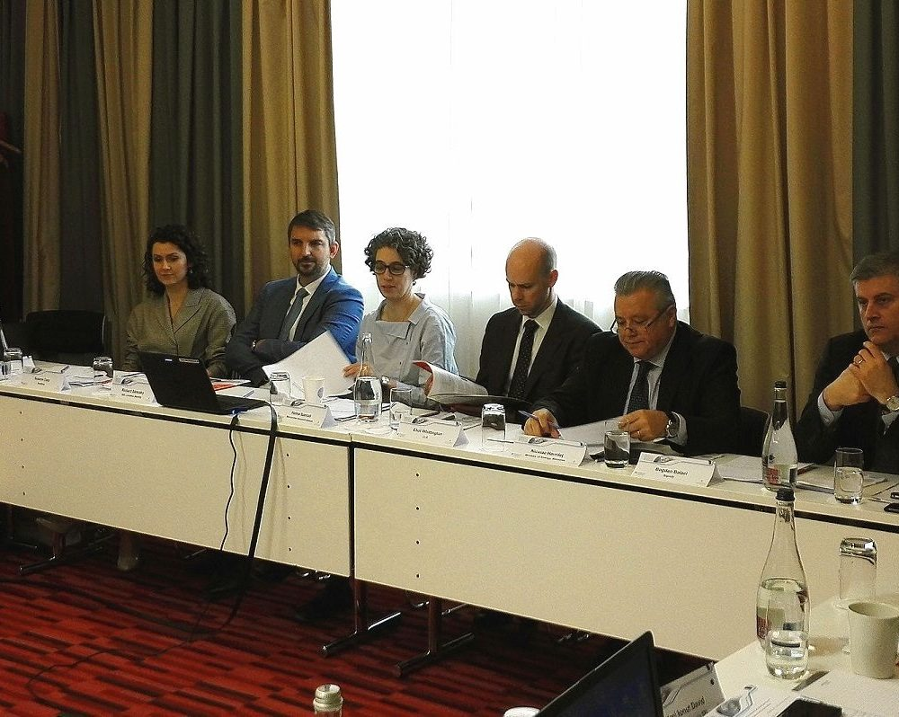 Energiaátalakulás Kelet-Közép-Európában: tanulmány és előadás