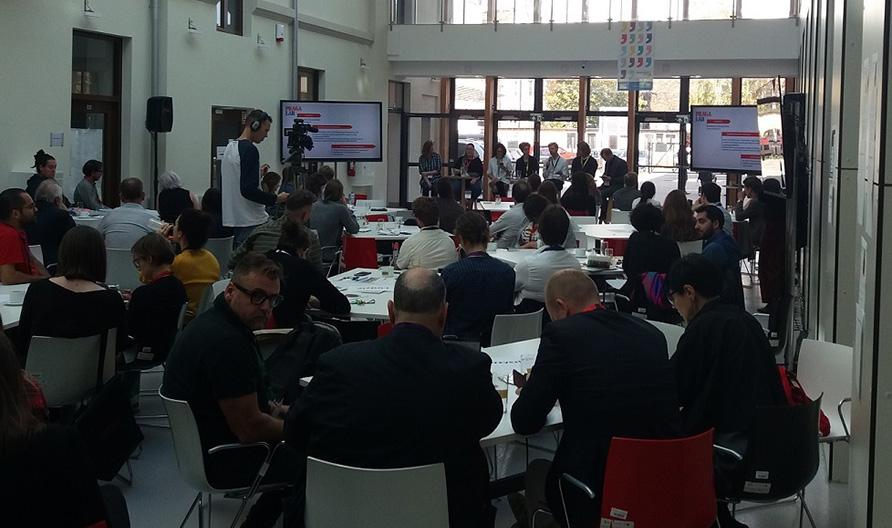 Informed Cities konferencia Varsóban: középpontban az örökség