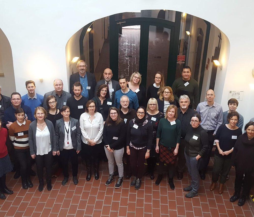 Egy új, Városkutatás Kft. által koordinált H2020 projekt induló megbeszélése zajlott Budapesten